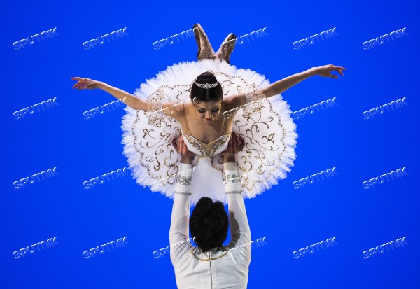 Russia Ballet Contest