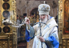 Russia Orthodox Annunciation Day