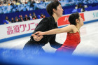 Japan Figure Skating Team Worlds Pairs