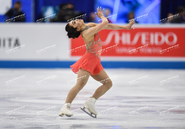 Japan Figure Skating Team Worlds Ladies