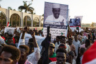 Sudan Politics Unrest
