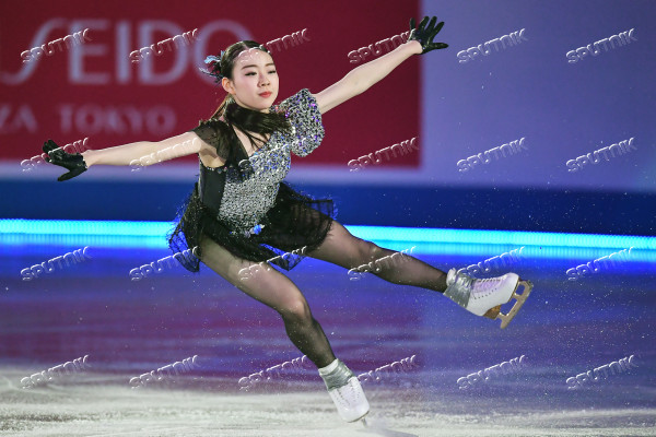 Japan Figure Skating Team Worlds Gala Exhibition