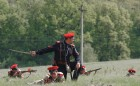 Russia Civil War Reenactment