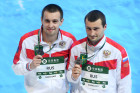 Russia Diving World Series Synchro Men