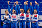 Russia European Artistic Swimming Champions Cup Team Technical