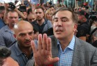 Ukraine Saakashvili Return
