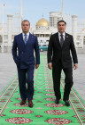 Turkmenistan CIS Government Heads Council