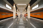 Russia Moscow Underground