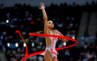 Belarus European Games Rhythmic Gymnastics