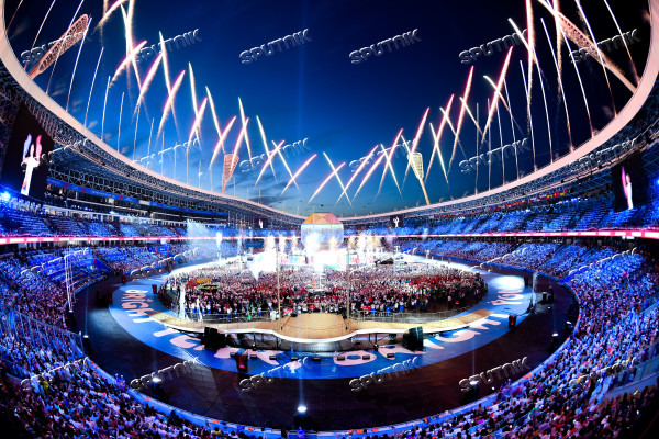 Belarus European Games Closing Ceremony