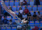 South Korea Aquatics Worlds Platform Synchro Mixed