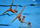 South Korea Aquatics Worlds Team Technical