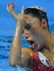 South Korea Aquatics Worlds Solo Free Women