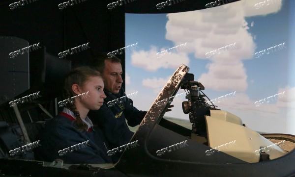 Russia Military Female Pilots
