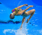 South Korea Aquatics Worlds Mixed Duet Free