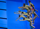 South Korea Aquatics Worlds Free Combination
