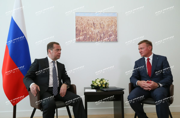 Russia Medvedev Agriculture