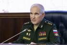Russia Defence Ministry Briefing