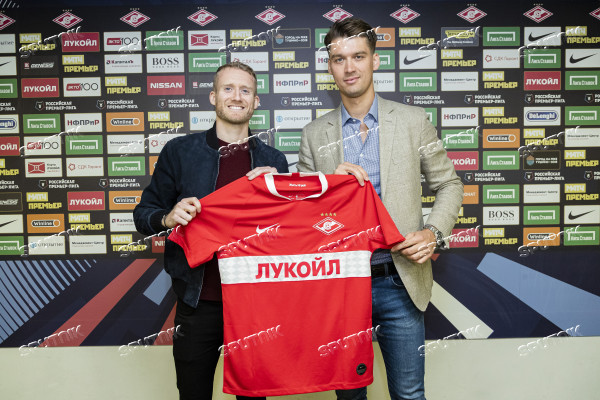 Russia Spartak New Player