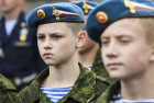 Russia Paratroopers Day