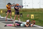 Russia Biathlon Training