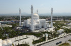 Russia Chechnya New Mosque