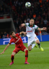 Germany Soccer Champions League Bayer 04 - Lokomotiv