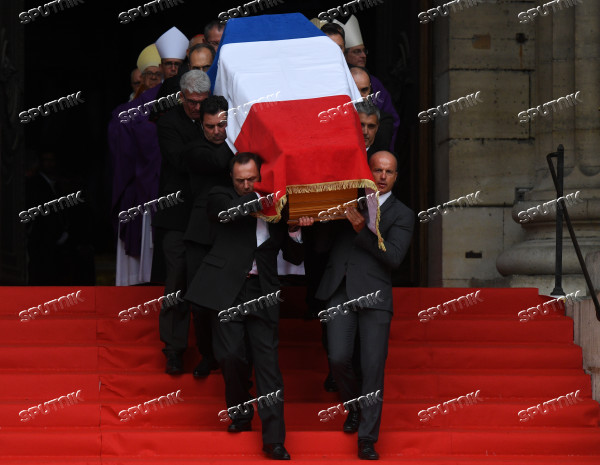 France Jacques Chirac Funeral