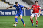 Cyprus Soccer Euro 2020 Qualifier Cyprus - Russia