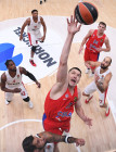 Russia Basketball Euroleague CSKA - Olympiacos