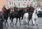 Russia Historical Parade