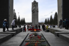 Russia WWII Memorial