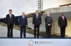 Russian President Vladimir Putin attends BRICS Summit in Brasilia