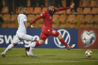Armenia Soccer Euro 2020 Qualifier Armenia - Greece