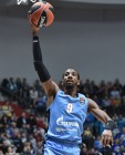 Russia Basketball Euroleague Zenit - Real