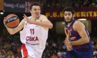 Spain Basketball Euroleague Barcelona - CSKA