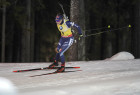 Sweden Biathlon World Cup Women Sprint