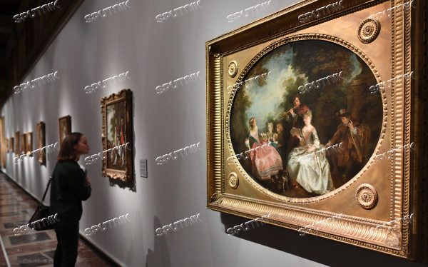 Russia Gainsborough Exhibition