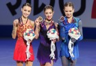 Italy Figure Skating Grand Prix Final Awarding Ceremony