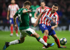 Spain Soccer Champions League Atletico - Lokomotiv