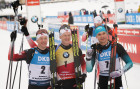 France Biathlon World Cup Men Mass Start