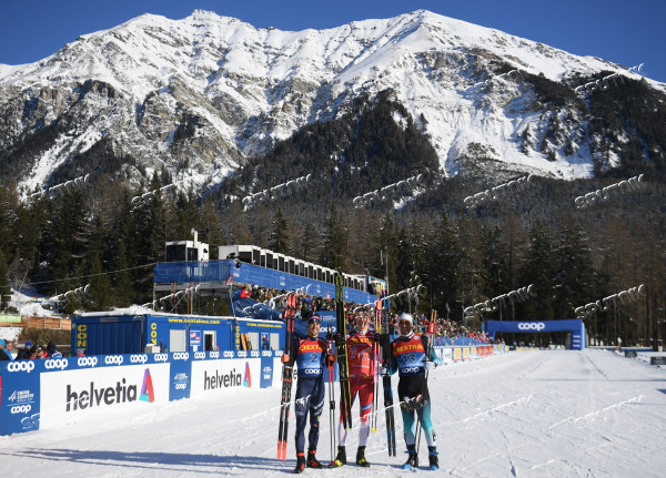 Switzerland Cross-Country Tour de Ski Men Sprint
