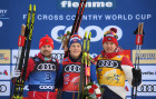 Italy Cross-Country Tour de Ski Men Mass Start
