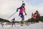Switzerland Youth Olympic Games Biathlon Women Sprint