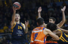 Russia Basketball Euroleague Khimki - Valencia