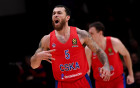 Russia Basketball Euroleague CSKA - Real