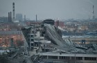 Russia Arena Roof Collapse