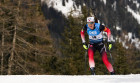 Italy Biathlon Worlds Women Sprint