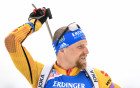 Italy Biathlon Worlds Single Mixed Relay