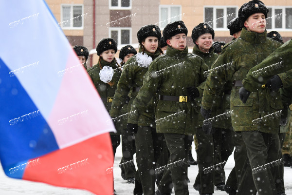 Russia Defender of the Fatherland Day